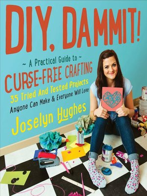 cover image of DIY, Dammit!