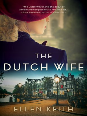 cover image of The Dutch Wife