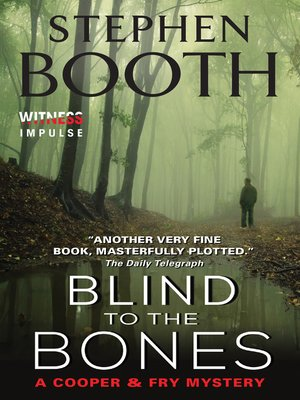 cover image of Blind to the Bones