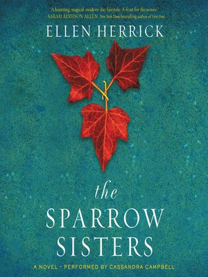 cover image of The Sparrow Sisters