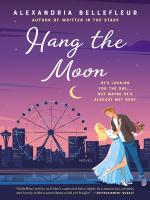 cover image of Hang the Moon