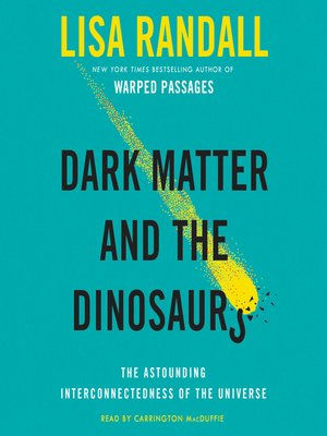 dark matter and the dinosaurs ebook