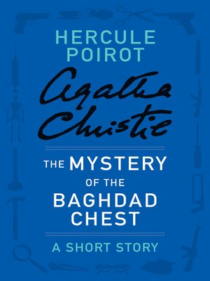 cover image of The Mystery of the Baghdad Chest