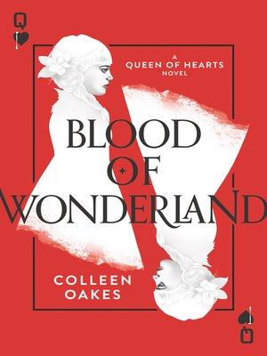 cover image of Blood of Wonderland