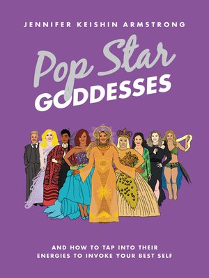 cover image of Pop Star Goddesses