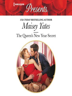 cover image of The Queen's New Year Secret