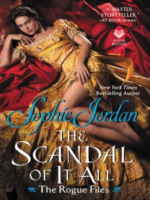 cover image of Scandal of It All