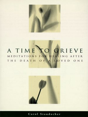 cover image of A Time to Grieve