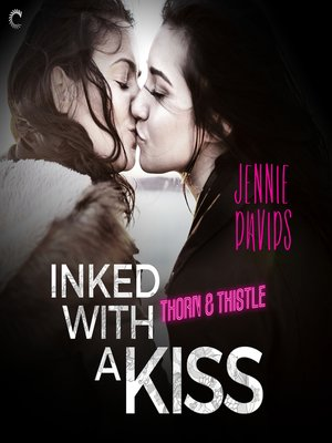 cover image of Inked with a Kiss
