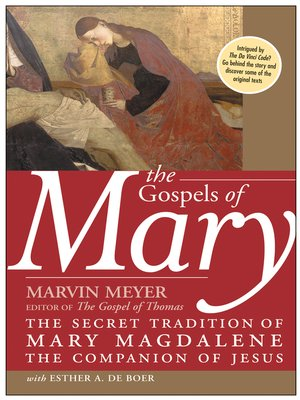 cover image of The Gospels of Mary