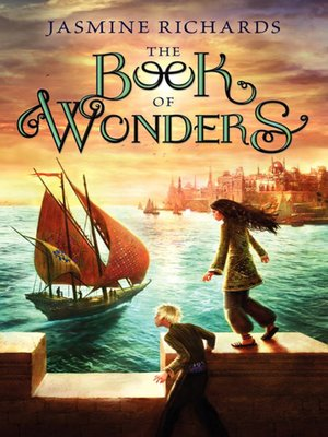 cover image of The Book of Wonders