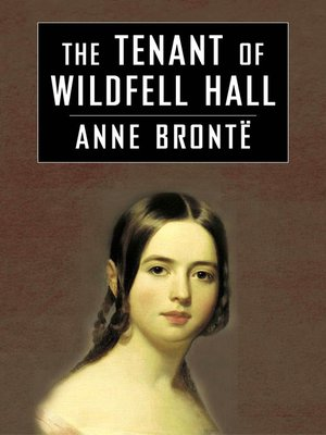 cover image of The Tenant of Wildfell Hall