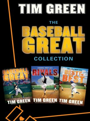 cover image of The Baseball Great Collection