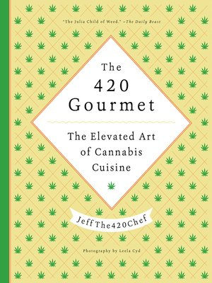cover image of The 420 Gourmet