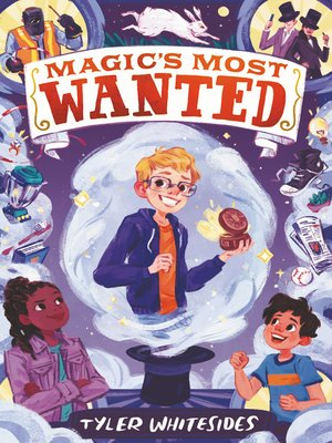 cover image of Magic's Most Wanted