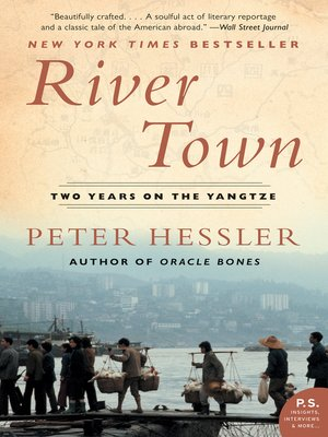 cover image of River Town
