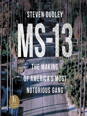 cover image of MS-13