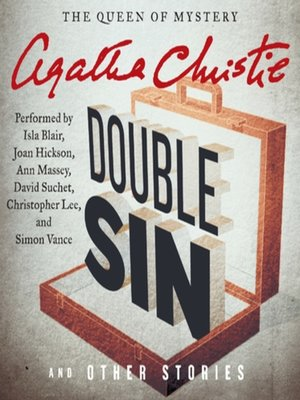 cover image of Double Sin and Other Stories