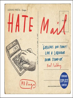cover image of Hate Mail