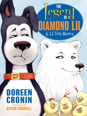 cover image of The Legend of Diamond Lil