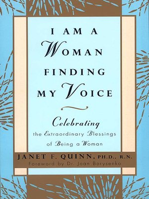 cover image of I Am a Woman Finding My Voice