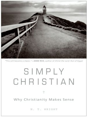 cover image of Simply Christian