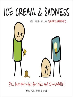cover image of Ice Cream & Sadness