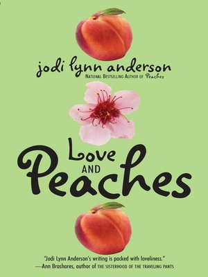 cover image of Love and Peaches