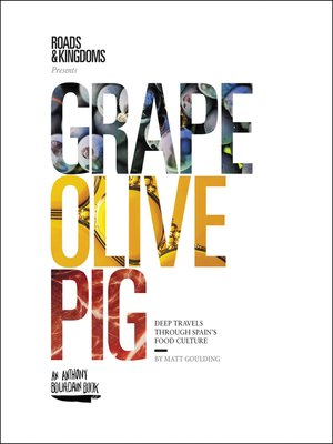 cover image of Grape, Olive, Pig