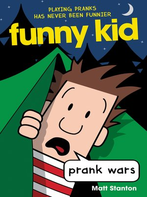 cover image of Funny Kid #3