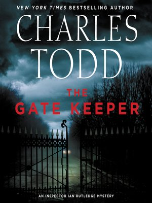 cover image of The Gate Keeper