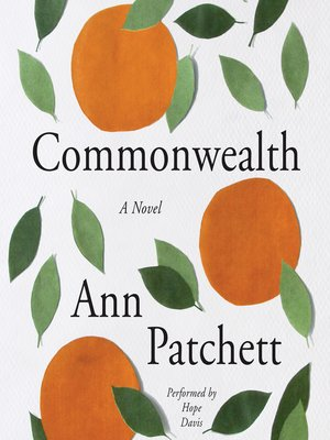 cover image of Commonwealth