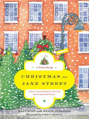 cover image of Christmas on Jane Street
