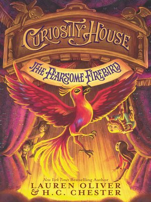 cover image of The Fearsome Firebird