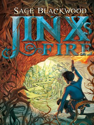 cover image of Jinx's Fire