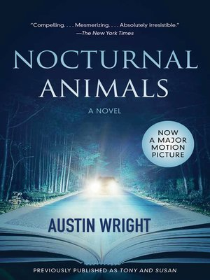 cover image of Nocturnal Animals