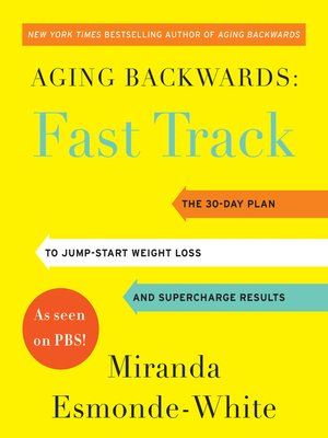 cover image of Fast Track: 6 Ways in 30 Days to Look and Feel Younger