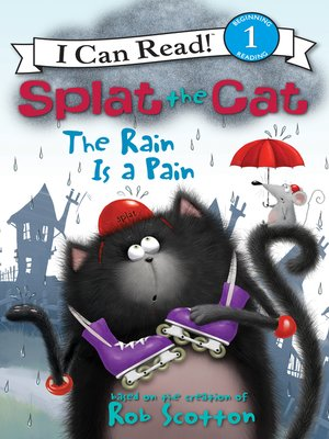 cover image of The Rain Is a Pain