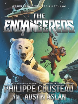 cover image of The Endangereds