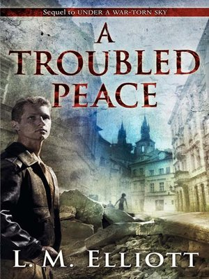 cover image of A Troubled Peace