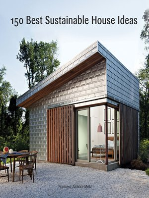 cover image of 150 Best Sustainable House Ideas