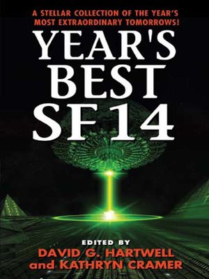 cover image of Year's Best SF 14