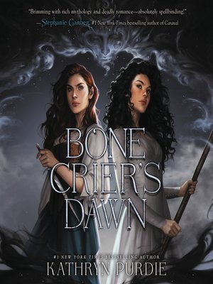 cover image of Bone Crier's Dawn