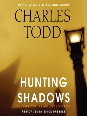 cover image of Hunting Shadows