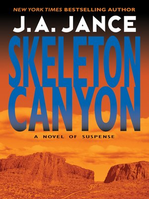 cover image of Skeleton Canyon
