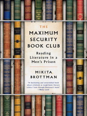 cover image of The Maximum Security Book Club
