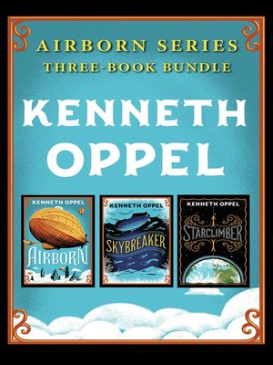 cover image of Kenneth Oppel Airborn Series