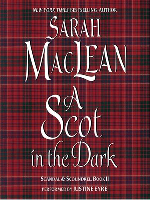 cover image of A Scot in the Dark