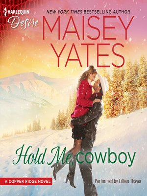 cover image of Hold Me, Cowboy