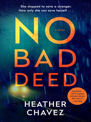 No Bad Deed  Book Cover